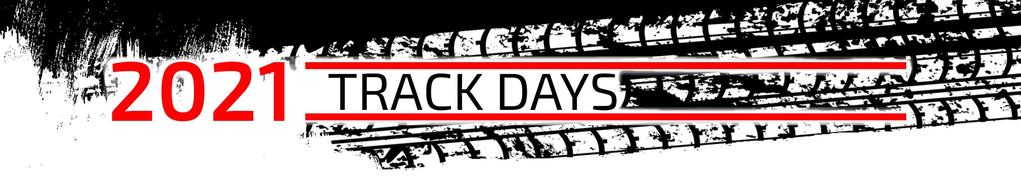 2021 Track Days